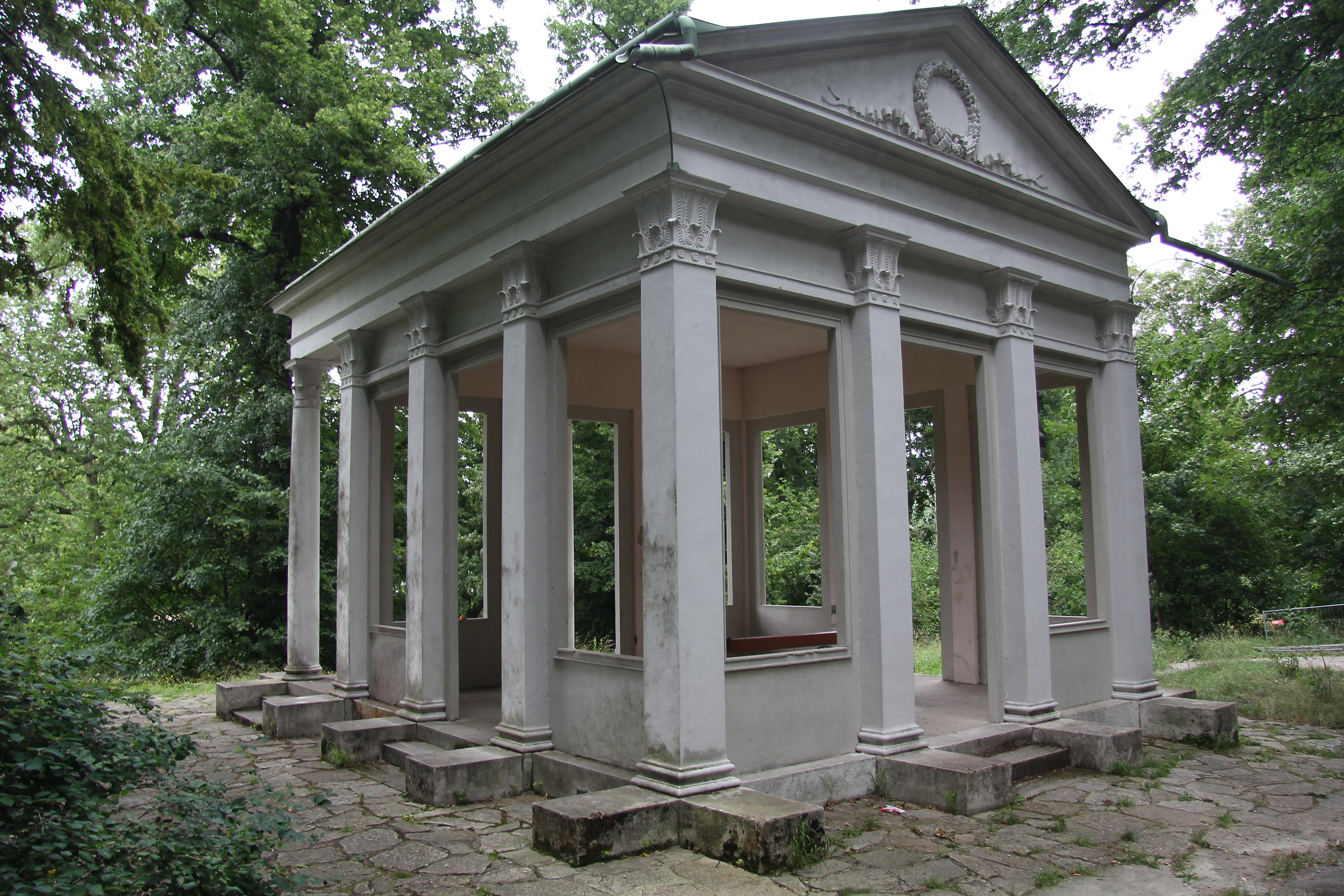 Pavilion Pötzleinsdorfer Schlosspark