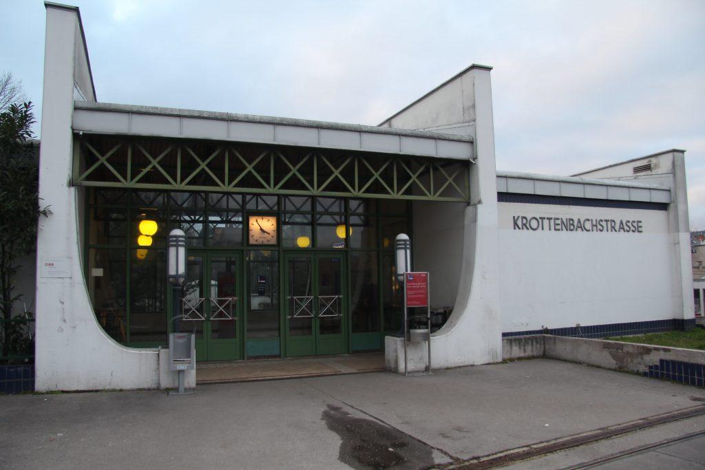 Krottenbachstrasse S45